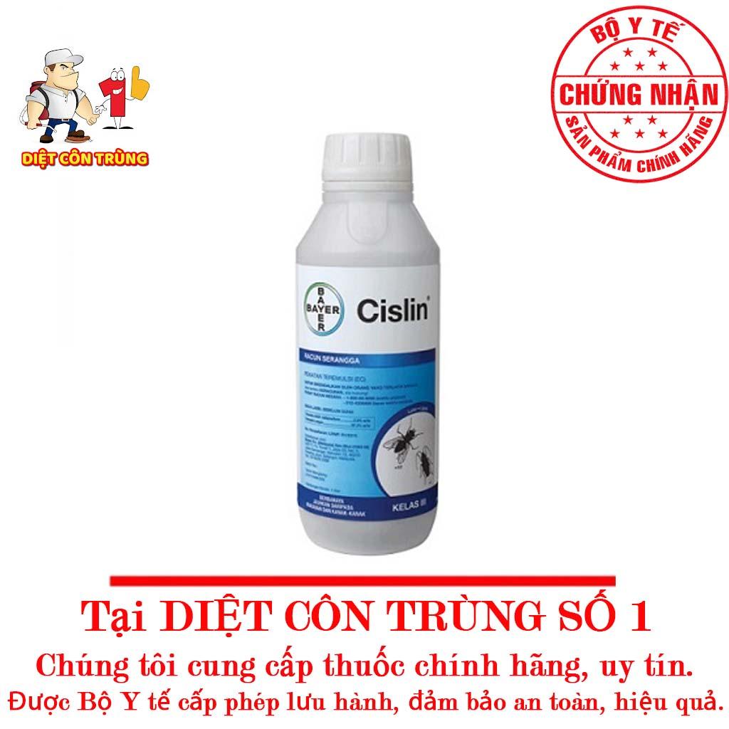 Thuốc Diệt Mối Cislin 2.5EC
