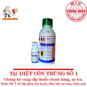 Thuốc Diệt Ruồi PROLY 2.5CS 1000ml