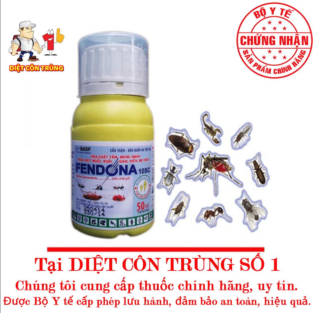 Thuốc Diệt Côn Trùng Fendona 10SC 50ml