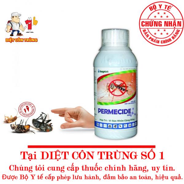 Thuốc Diệt Muỗi PERMECIDE 50EC 100ml