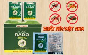 top 8 loại thuốc diệt ruồi