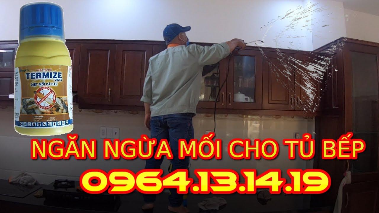 NGAN NGUA MOI CHO TU BEP